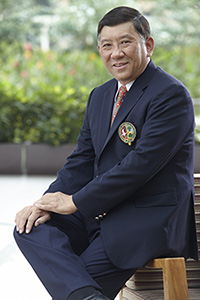 Chairman - Mr Khoo Boon Hui