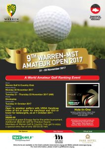 warren golf & country club singapore
