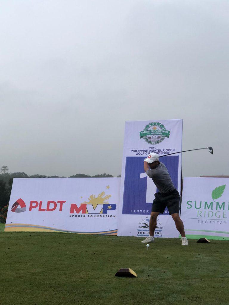 Philippine amateur golf opinion very