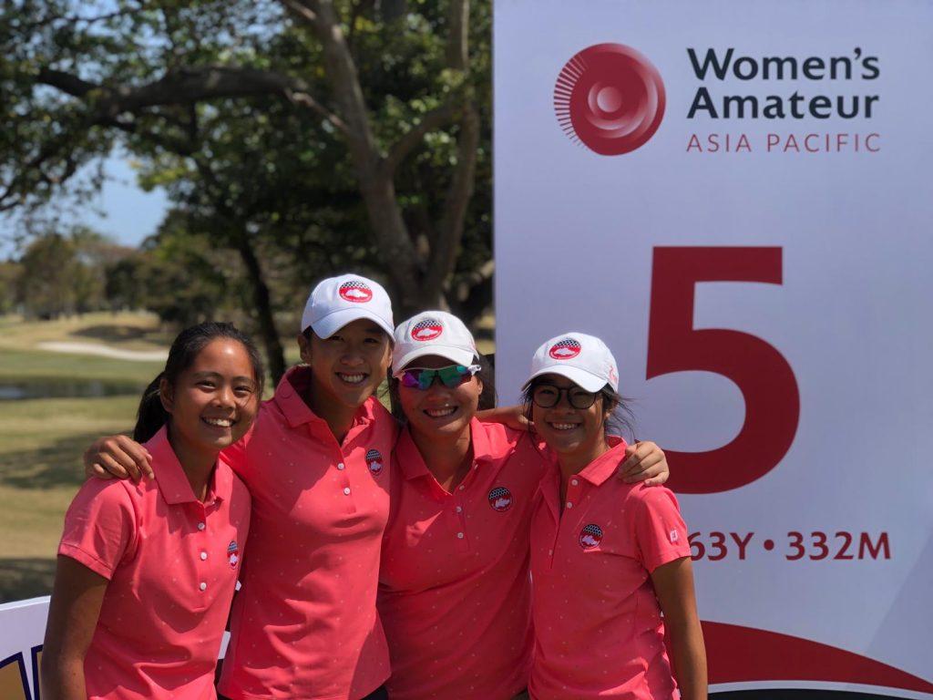 Senseless. womens amateur athletic association